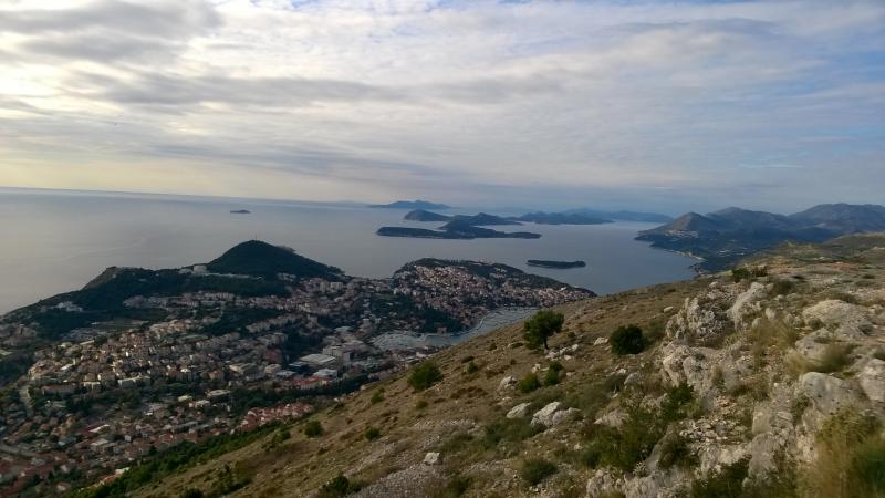 Dubrovnik Srd hike