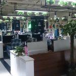 Internet (cyber) cafe