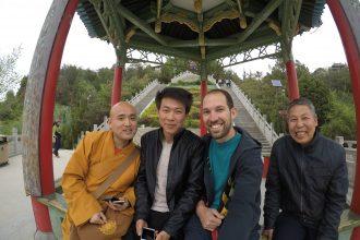 Lanzhou monk